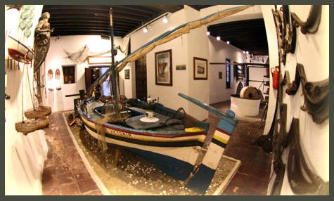 Acceso a la Sala 04 - El arte de la pesca