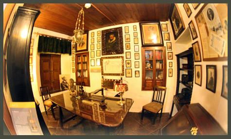 Acceso a la Sala 10 - Despacho de Arturo Reyes